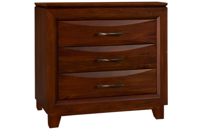 Napa Furniture Riveria 3 Drawer Nightstand