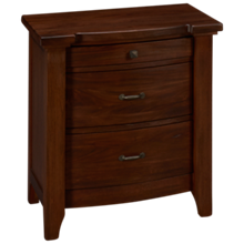 Napa Furniture Blackcomb Nightstand