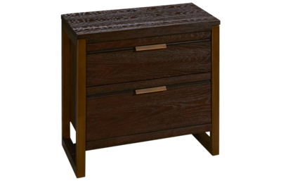 Casana Kirkwood 2 Drawer Nightstand