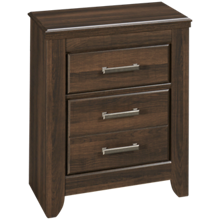 Ashley Juararo 2 Drawer Nightstand