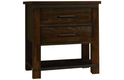 Folio 21 Furniture Newtown Nightstand with USB