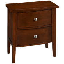 Mastercraft  Palisades 2 Drawer Nightstand