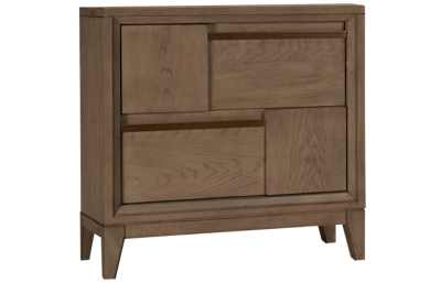 Magnussen Geometry Drawer Nightstand