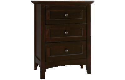 A America Westlake 3 Drawer Nightstand