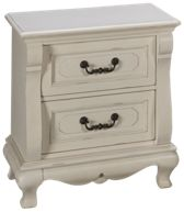 Folio 21 Furniture Chateau Monaco 2 Drawer Nightstand