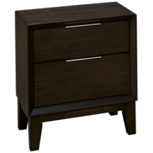 Crown Mark Florian Nightstand