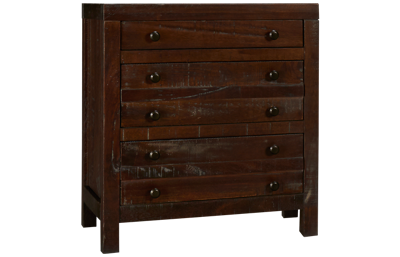 Modus Townsend 3 Drawer Nightstand