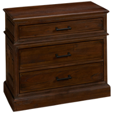 Napa Furniture Vintage 3 Drawer  Nightstand