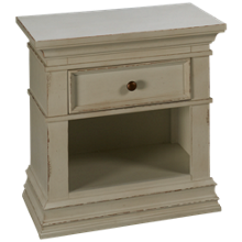 Aspen Granville 1 Drawer Nightstand