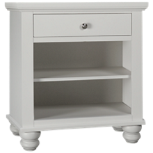 Aspen Cambridge 1 Drawer Nightstand