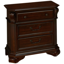 New Classic Home Furnishings Emilie Nightstand