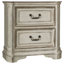 Liberty Furniture Magnolia Manor 2 Drawer Nightstand