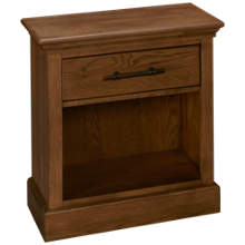 Aspen Manchester 1 Drawer Nightstand