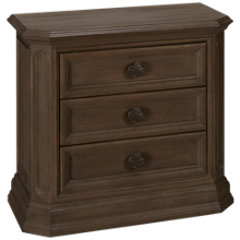 Legacy Classic Manor House 3 Drawer Bedside Chest