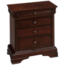 New Classic Home Furnishings Versailles Nightstand
