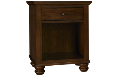 Aspen Hudson Valley 1 Drawer Nightstand