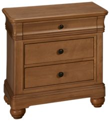 Legacy Classic Ashby Woods 3 Drawer Nightstand