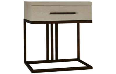 Universal Modern Spirit 1 Drawer Nightstand