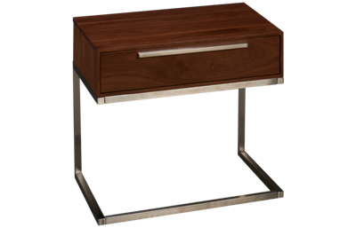 Universal Parker 1 Drawer Nightstand