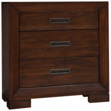 Riverside Riata 3 Drawer Nightstand