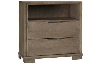 Riverside Remington 2 Drawer Nightstand