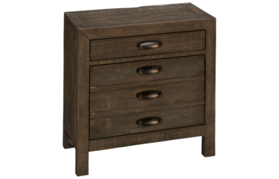Aspen Radiata 2 Drawer Nightstand