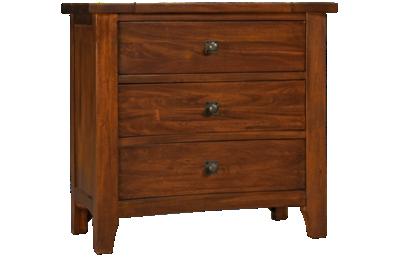 Napa Furniture Willows Bend 3 Drawer Nightstand