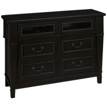 Folio 21 Furniture Ravenswood Media Chest