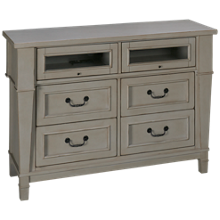 Folio 21 Furniture Stone Harbor Media Chest