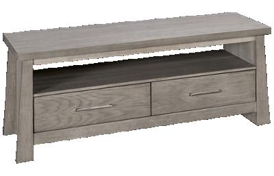 Ligna Furniture Driftwood Entertainment Chest