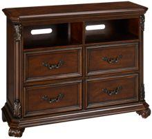 Liberty Furniture Messina Estates 4 Drawer Media Chest