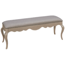 Universal  Cottage Bed End Bench