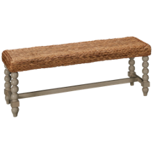 Klaussner Home Furnishings Nashville Bench