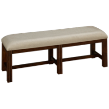 Klaussner Home Furnishings Trisha Yearwood Home Carroll Bench
