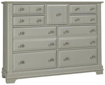 Gray Dresser