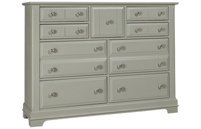 Vaughan-Bassett Cottage 9 Drawer Dresser