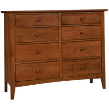 Kincaid Gatherings 8 Drawer Bureau