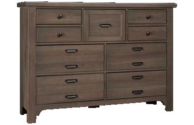 Vaughan-Bassett Bungalow 9 Drawer Master Dresser