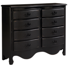 Magnolia Home Saddle Back Dresser