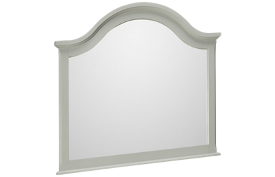 Vaughan-Bassett Cottage Landscape Mirror