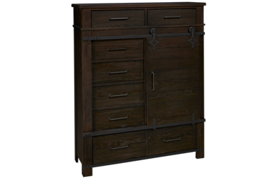 Folio 21 Furniture Newtown Gentleman Chest