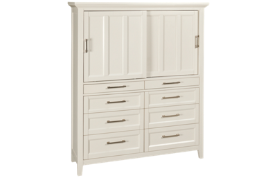 Magnussen Hadley Grove Sliding Door 8 Drawer Chest