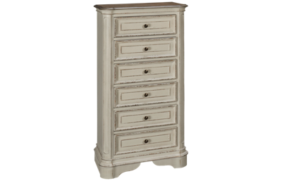 Liberty Furniture Magnolia Manor 6 Drawer Lingerie Chest