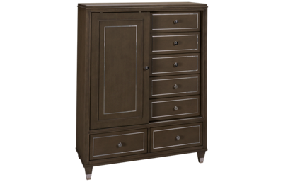 Riverside Dara Two Sliding Door Chest