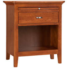 Kincaid   Cherry Park Open Nightstand
