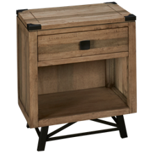 Napa Furniture Brentwood Small Nightstand