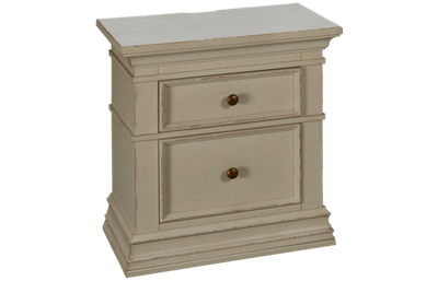 Aspen Granville 2 Drawer Nightstand