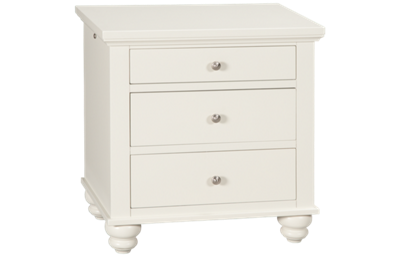 Aspen Cambridge 3 Drawer Nightstand
