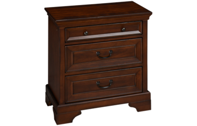 Aspen Richmond 3 Drawer Nightstand