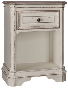 Liberty Furniture Magnolia Manor 1 Drawer Nightstand